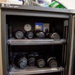 カメラ・レンズ保管用の防湿庫について