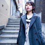 神楽坂でのポートレート撮影(モデル:志麻さん)