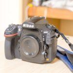 Nikon D810の初期化が意外と知られていない?