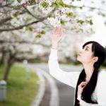 春の葛西臨海公園でのポートレート撮影(モデル:はるちかさん)